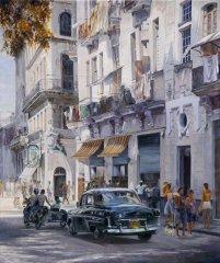 Alltag in Havanna