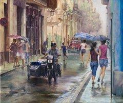 Havanna im Regen